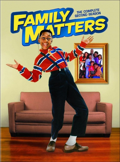 Family Matters: The Complete Second Season [3 Discs] - image 1 of 1
