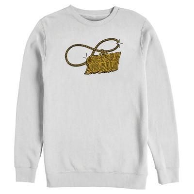 Men's Fortnite Victory Royale Gold Chain Sweatshirt