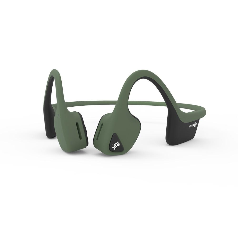 AfterShokz Trekz Air Bluetooth Wireless Over-Ear Headphones - Green