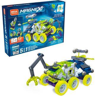 Mega Construx Magnext 5-in-1 Mag-Explorers Construction Set