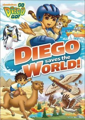 Go Diego Go: Diego Saves the World (DVD)