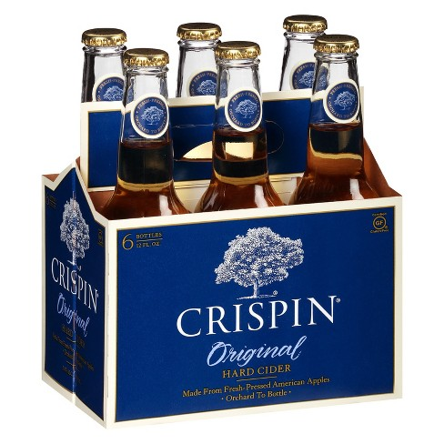 Crispin® Hard Apple Cider - 6pk / 12 fl oz Bottles - image 1 of 1