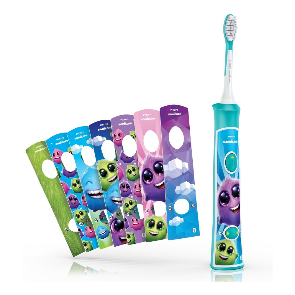 Image of Philips Sonicare for Kids Rechargeable Electric Toothbrush - HX6321/02