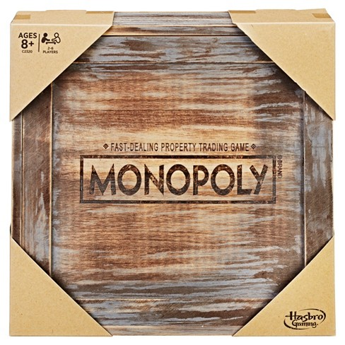 Monopoly Game: Rustic Series Edition - image 1 of 4