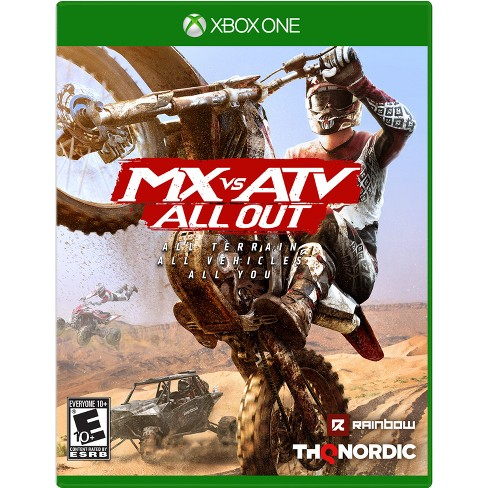 MX vs ATV: All Out - Xbox One - image 1 of 7