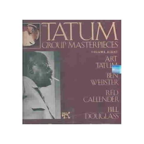 Art Tatum - Art Tatum W/Ben Webster Red Callender (CD) - image 1 of 1