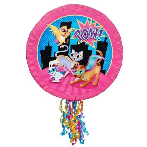 Super Hero Pets Pinata Party Accessories - image 1 of 1