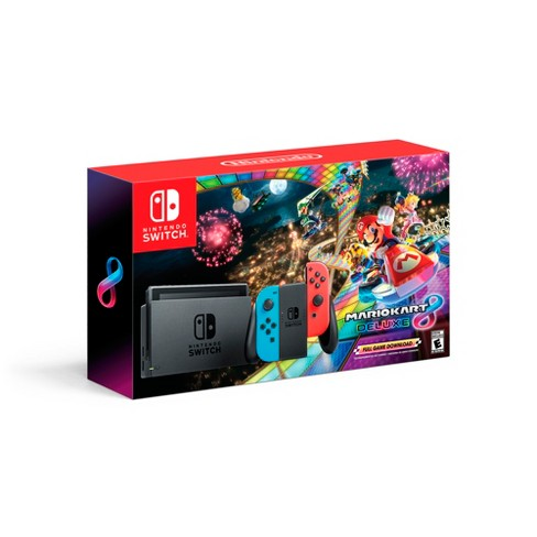 Nintendo Switch Mario Kart 8 Bundle - image 1 of 7