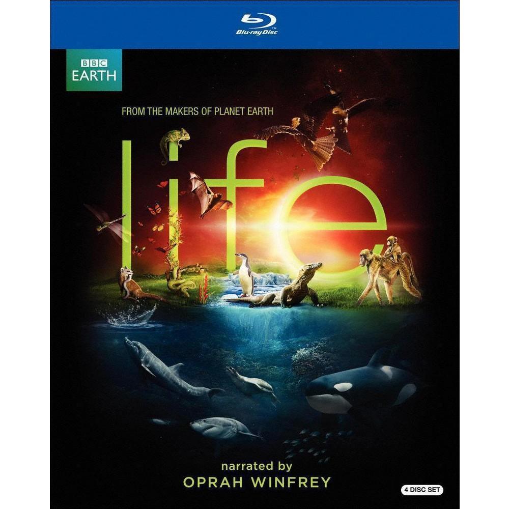 Life (4 Discs) (Blu-ray), Movies