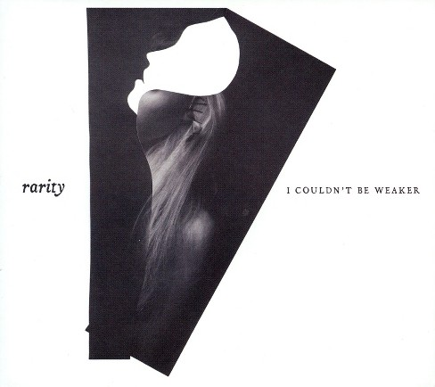 Rarity - I couldn't be weaker (CD) - image 1 of 1