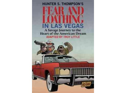 Hunter S. Thompson's Fear and Loathing in Las Vegas (Hardcover) - image 1 of 1