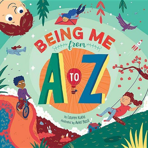 Being Me from A to Z - by  Lauren Kukla (Hardcover) - image 1 of 1