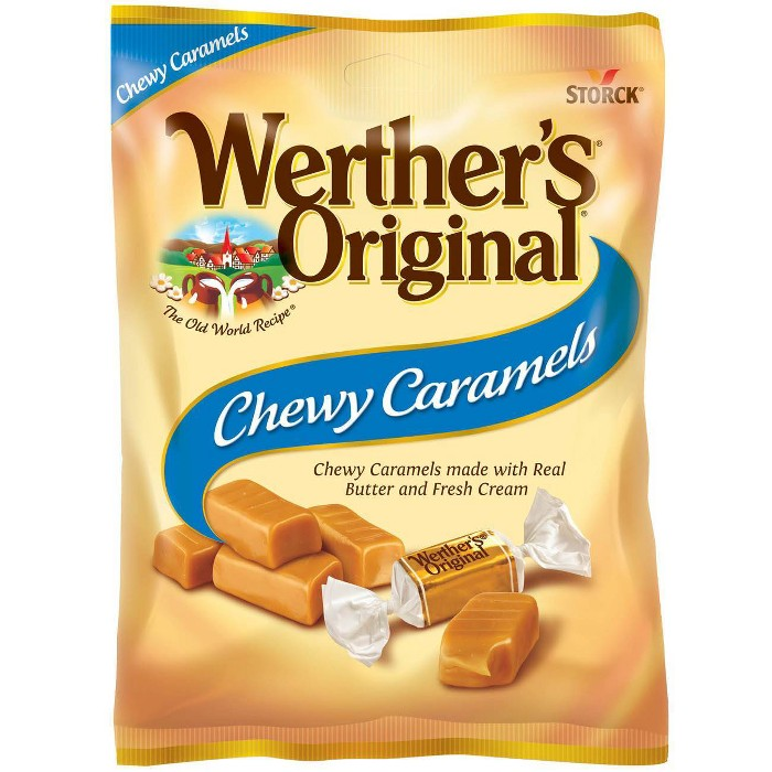 Werther's Original Chewy Caramels - 5oz - image 1 of 2