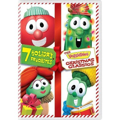 Veggie Tales: Christmas Classics Collection (DVD)(2019)