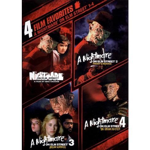 Nightmare on Elm Street 1 and 2