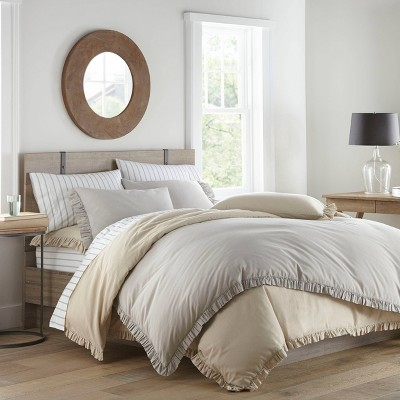 Stone Cottage Asher Comforter & Sham Set Gray