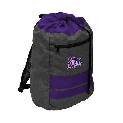 NCAA James Madison Dukes Journey Drawstring Backpack