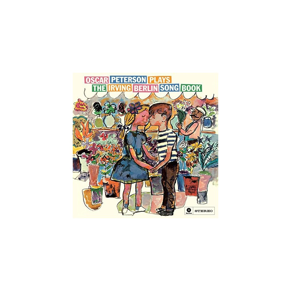 Oscar Peterson - Plays The Irving Berling Songbook (Vinyl)