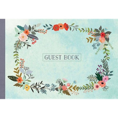 Guest Book - (Hardcover)