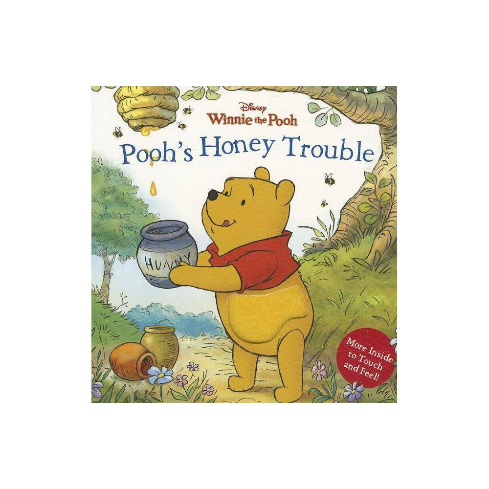 Pooh S Honey Trouble Disney Winnie The Pooh Board By Sara F Miller Board Book