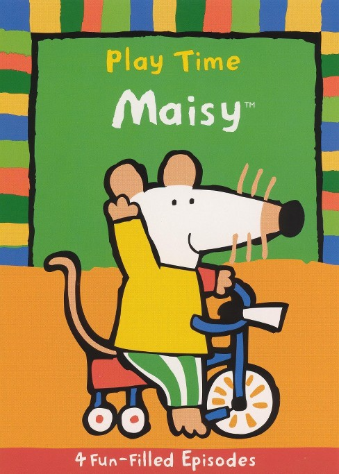 Playtime Maisy (DVD) - image 1 of 1