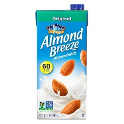 Blue Diamond Almond Breeze Original Almond Milk - 32 fl oz