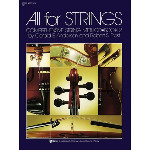KJOS All For Strings Book 2 Score - image 1 of 1