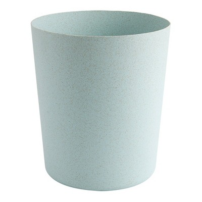Ethan Wastebasket Teal - Allure Home Creations