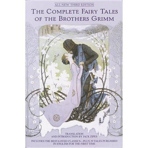 The Complete Fairy Tales of the Brothers Grimm - 3 Edition (Hardcover) - image 1 of 1