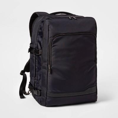Traveler Backpack Black - Open Story™