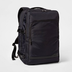 18 Small Hybrid Backpack Black Made By Design Target