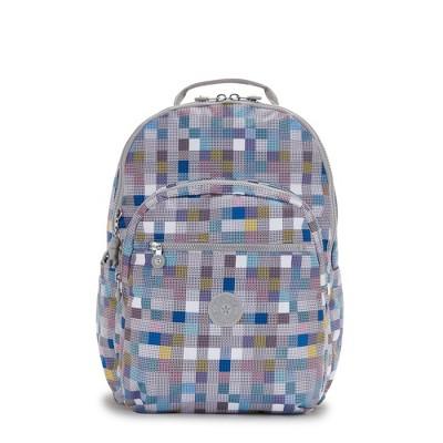 "Kipling Seoul Extra Large Printed 17"" Laptop Backpack"