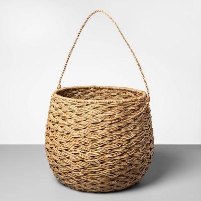 Large Round Basket Natural 15 x18  - Threshold™