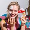 Yes To Tomatoes Detoxifying & Hydrating White Charcoal Mud Mask - 0.33 fl oz - image 4 of 4