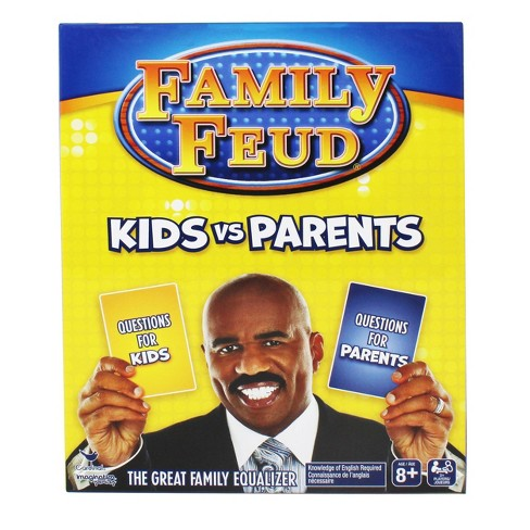 Cardinal Family Feud Game - Kids vs Parents with Steve Harvey - image 1 of 4