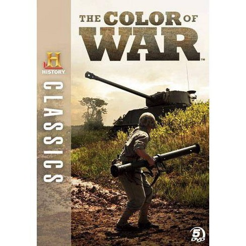 History Classics: The Color of War (DVD) - image 1 of 1