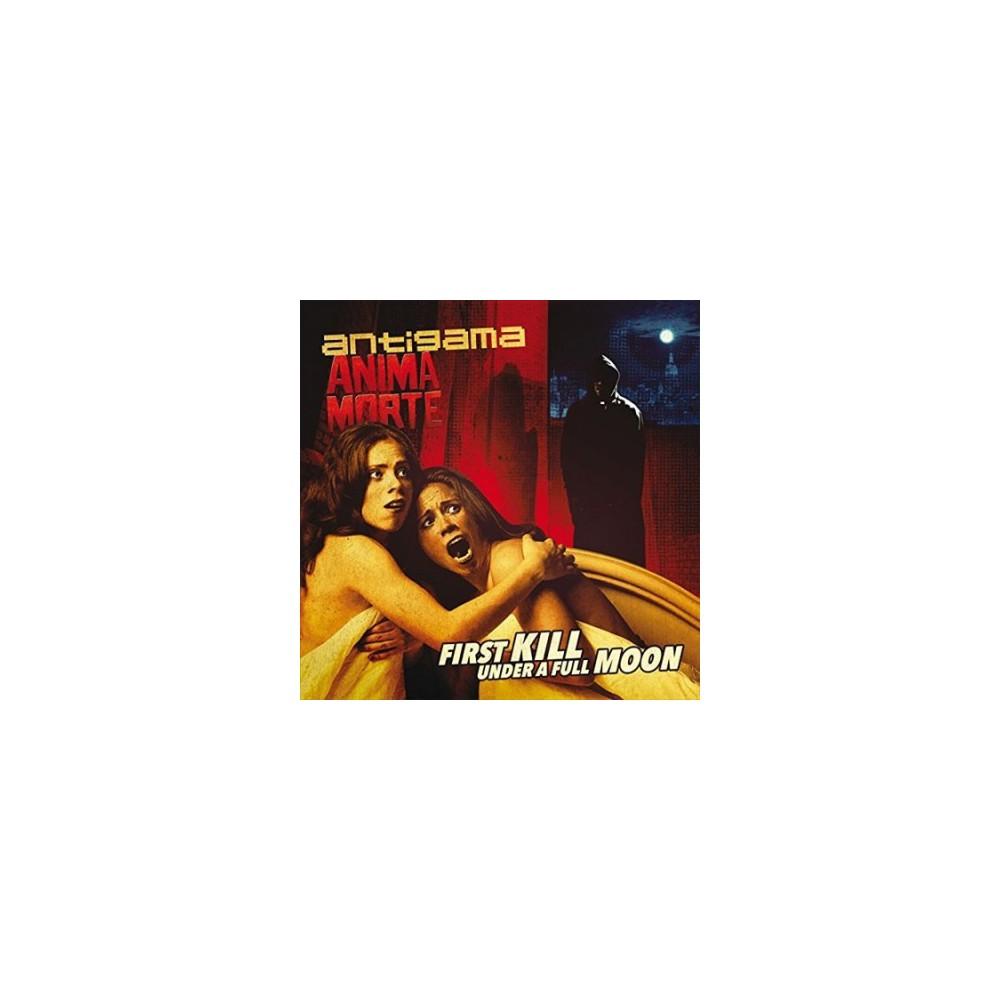 Antigama - First Kill Under A Full Moon (Vinyl)