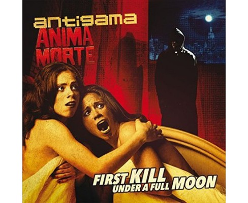 Antigama - First Kill Under A Full Moon (Vinyl) - image 1 of 1