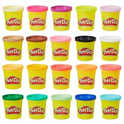 Play-Doh Super Color 20pk