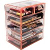 Sorbus Cosmetic Makeup and Jewelry Storage Case Display (4 Large/2 Small Drawers) - image 2 of 4