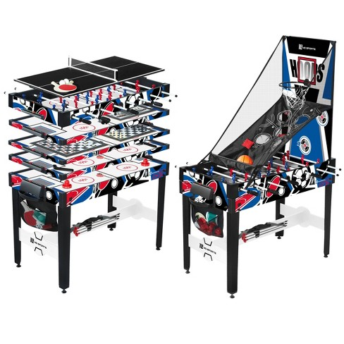 """MD Sports 48"""" 12-in-1 Multi-Game Table - image 1 of 4"""