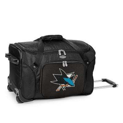 "NHL Mojo 22"" Rolling Duffel Bag"