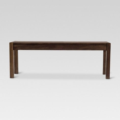 Parsons Wood Dining Bench Threshold