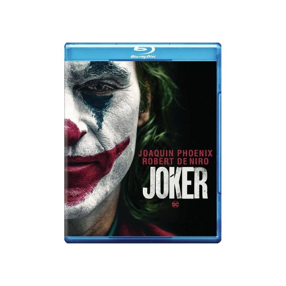 Joker (Blu-Ray), Movies was $24.99 now $14.99 (40.0% off)