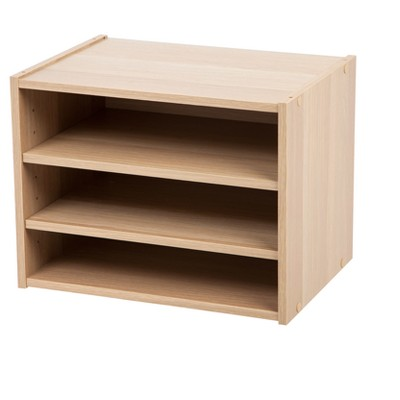 Stack Box With Shelves