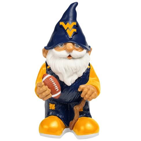 "NCAA West Virginia Mountaineers Mini 8"" Gnome - image 1 of 1"