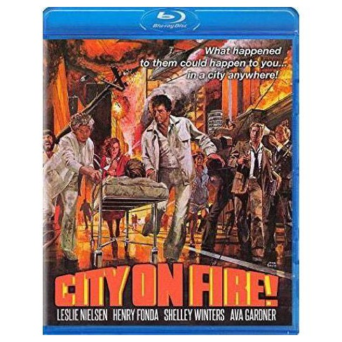 City On Fire (Blu-ray) - image 1 of 1