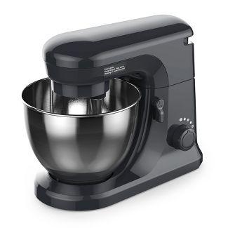4.8qt Stand Mixer Gray BM2098A - Made By Design™