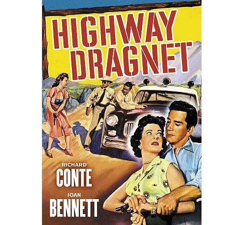 Highway Dragnet (DVD) - image 1 of 1