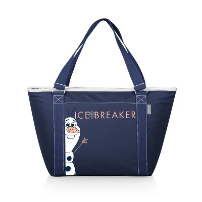 Picnic Time Frozen 2 Olaf 16.68qt Topanga Cooler Tote Bag - Navy Blue
